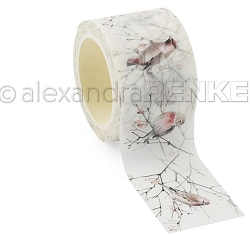 Alexandra Renke - Washi Tape - Rose Birds (1.2