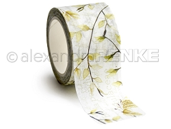 Alexandra Renke - Washi Tape - Birch Leaves (1.2