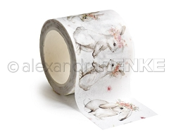 Alexandra Renke - Washi Tape - Sweet Bunnies (1.5