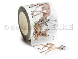 Alexandra Renke - Washi Tape - Sweet Fawns (1.5