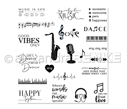 Alexandra Renke - Clear Stamp - All Music