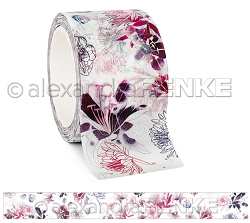 Alexandra Renke - Washi Tape - Flowers All Over (1.25