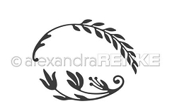Alexandra Renke - Cutting Die - Ornament Branch Right