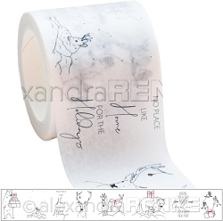 Alexandra Renke - Washi Tape - No Place Like Home (1.5