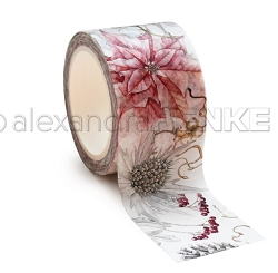 Alexandra Renke - Washi Tape - Winter Rose (1.2