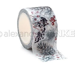Alexandra Renke - Washi Tape - Berry Christmas (1.2