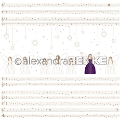 Alexandra Renke - Sugar Plum Fairy with Music Notes - 12
