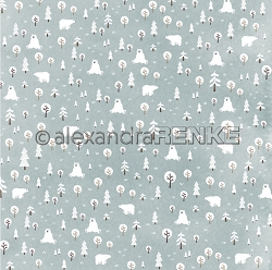 Alexandra Renke - Winter Polar Bear Forest - 12