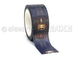 Alexandra Renke - Blue Nutcracker Washi Tape (0.75