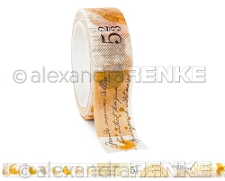 Alexandra Renke - Washi Tape - Yellow Color Proof (0.6