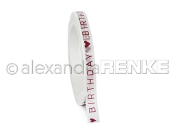 Alexandra Renke - Washi Tape - Birthday (0.15
