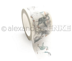 Alexandra Renke - Penguin Family Washi Tape (1.2