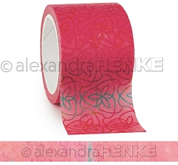 Alexandra Renke - Washi Tape - Ornamental Coral (1.2