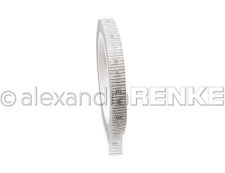 Alexandra Renke - Washi Tape - Measuring Tape (0.15