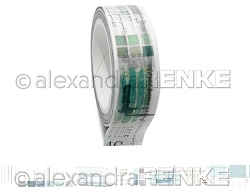 Alexandra Renke - Washi Tape - Mint Color Proof (0.6