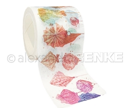 Alexandra Renke - Colored baubles Washi Tape (1.5