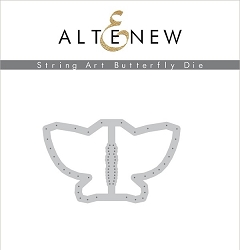 Altenew - Cutting Dies - String Art Butterfly Die