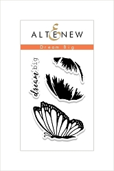 Altenew - Clear Stamps - Dream Big