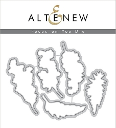 Altenew - Cutting Dies - Focus on You