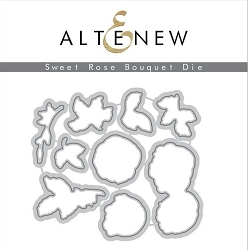 Altenew - Cutting Dies - Sweet Rose Bouquet