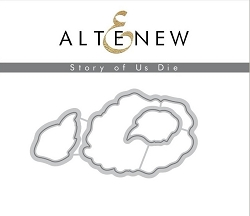 Altenew - Cutting Dies - Story of Us