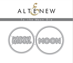 Altenew - Cutting Dies - To The Moon