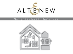 Altenew - Cutting Dies - Neighborhood Home