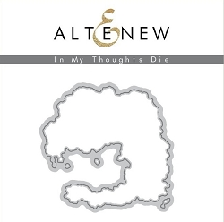 Altenew - Cutting Dies - In My Thoughts