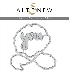 Altenew - Cutting Dies - Just For You