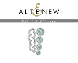 Altenew - Cutting Dies - Party Time!