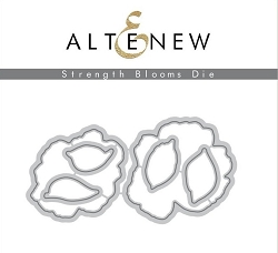 Altenew - Cutting Dies - Strength Blooms