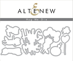 Altenew - Cutting Dies - Hug Me
