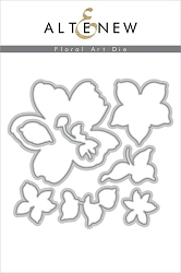 Altenew - Cutting Dies - Floral Art