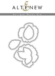 Altenew - Cutting Dies - Antique Roses