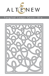 Altenew - Cutting Dies -  Tangled Loops Cover Die