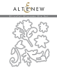 Altenew - Cutting Dies - Blissful Blossoms