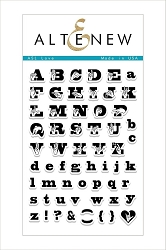 Altenew - Clear Stamps - ASL Love