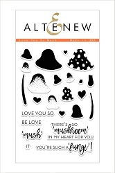 Altenew - Clear Stamps - Love You So Mush