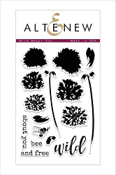 Altenew - Clear Stamps - Wild About You