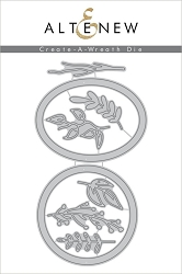 Altenew - Cutting Dies - Create-a-Wreath Die Set