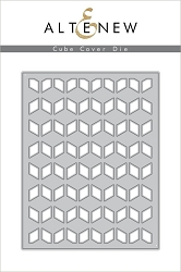 Altenew - Cutting Dies - Cube Cover Die