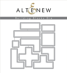 Altenew - Cutting Dies - Building Blocks Die Set