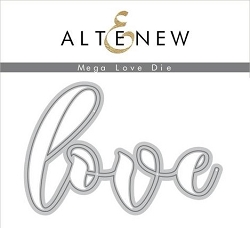 Altenew - Cutting Die - Mega Love