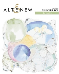 Altenew - Acetate Die Cuts - Butterfly
