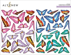 Altenew - Stickers - Watercolor Butterflies