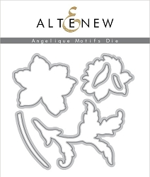 Altenew - Cutting Dies - Angelique Motifs