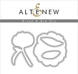 Altenew - Cutting Dies - Bloom & Bud
