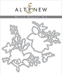 Altenew - Cutting Dies - Dainty Bouquet