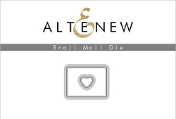 Altenew - Cutting Dies - Snail Mail