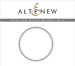 Altenew - Cutting Dies - Stained Glass Window